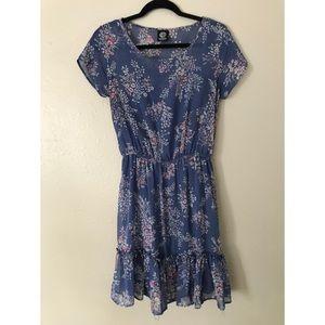 Bobeau Floral Dress